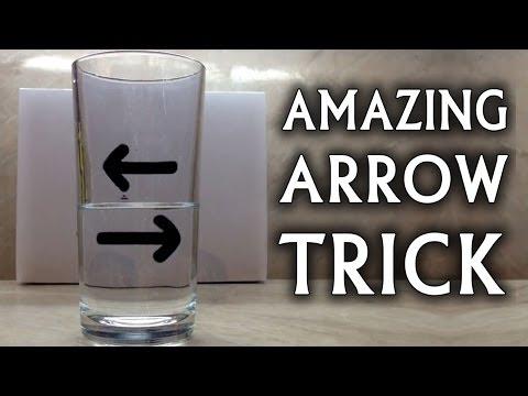 8 Trik Sains Menggunakan Air