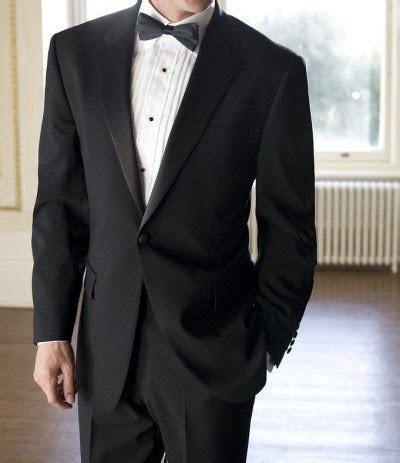 understanding black tie mens tuxedo  formalwear