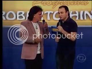 PROGRAMA ROBERTO  HINÇA