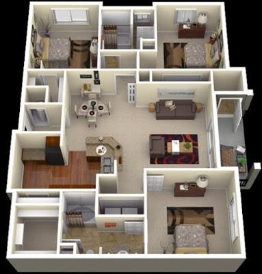 640+ Gambar Rumah Modern 1 Lantai Gratis Terbaru