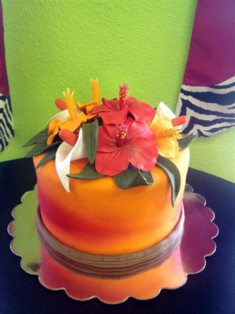 16 best Karen's Sunset Wedding Cake images on Pinterest