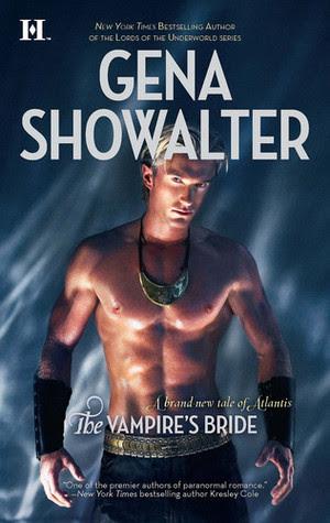 The Vampire's Bride (Atlantis, #4)