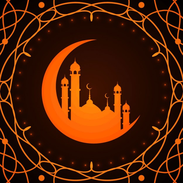 Unduh 40 Koleksi Background Islami Orange Gratis