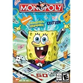 Monopoly: SpongeBob SquarePants Edition