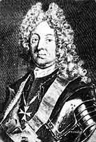 Portrait of the Margrave of Brandenburg