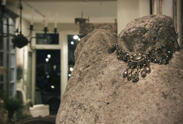 """""""Forrage"""" pop-up exhibition Pre-view evening @ Josephine Ryan Antiques"""