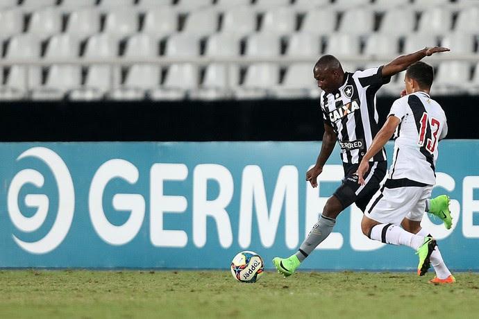 Sassá Botafogo (Foto: Vitor Silva / SSprsss / Botafogo)