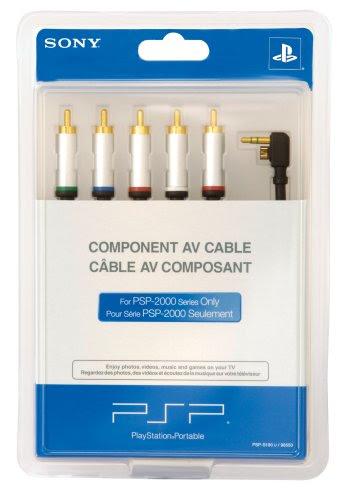 PSP Component AV Cable