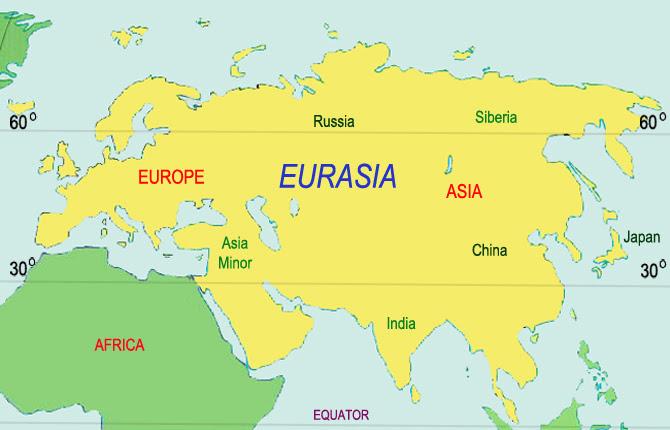 Risultati immagini per eurasia