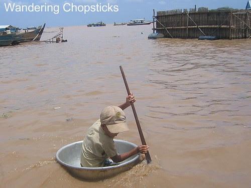 Chong Kneas Floating Village 7