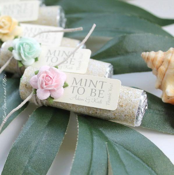 12PC-Mini Glass Bottle Cork Beach Wedding Favors Rosary Keepsake Recuerdos Boda