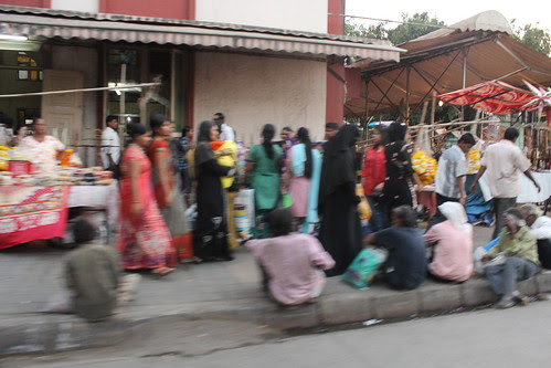 The Beggars Of Mahim Church....Only God They Do Not Search by firoze shakir photographerno1