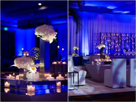 Modern All White Sangeet with Lounge Furniture   1