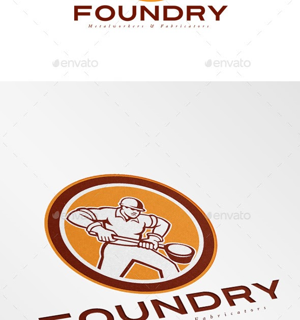 Foundry Metal Works Logo (Humans) Download ~ Best GFX Download
