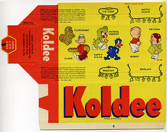 Warner Bros Koldee Ice Cream bar box
