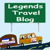 Legends' Travel Blog 2005-2014