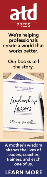 ATD's Leadership Lessons for Any Occasion Publication
