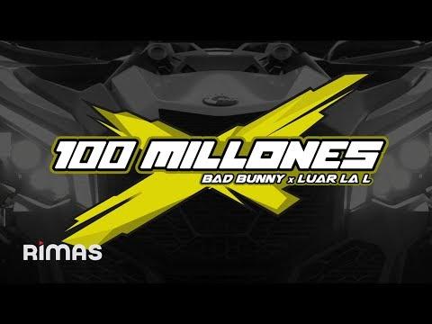 Bad Bunny – 100 MILLONES Lyrics