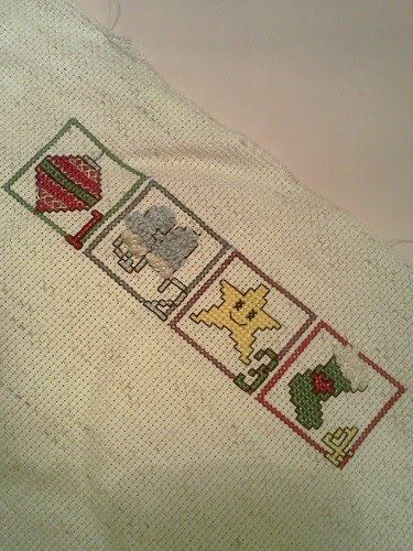 advent calendar cross stitch
