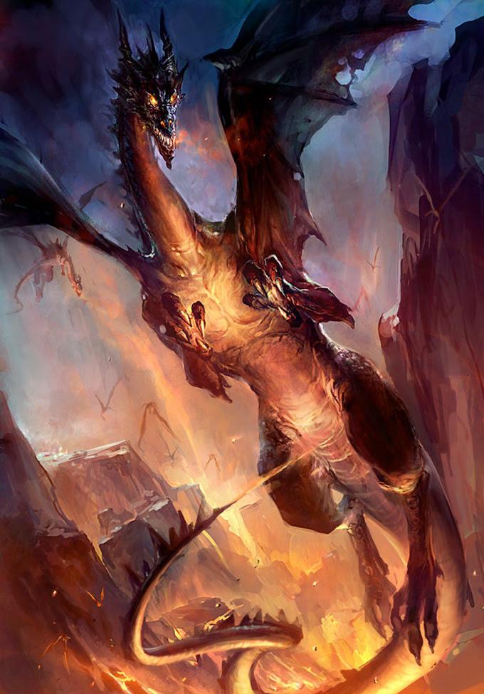 Dehong He Dragon