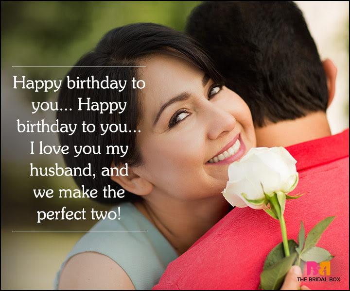 40 Happy Birthday Wishes About Understanding Husband Preet Kamal