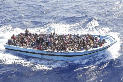 Imigrantes afundados no Mediterrâneo fugiam de Gaza