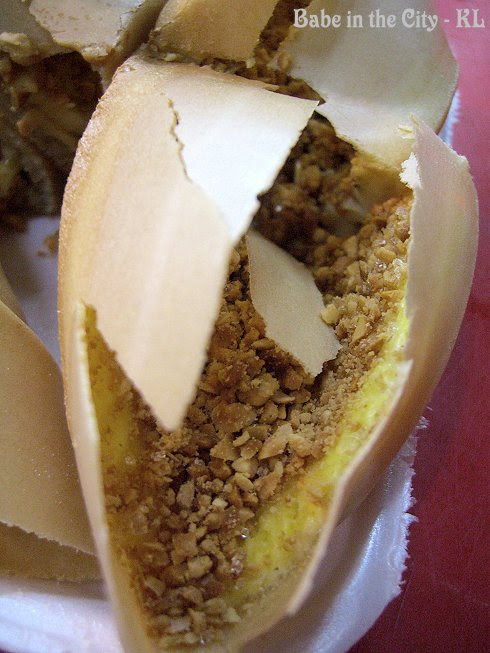 Egg and Peanut (RM1.90)