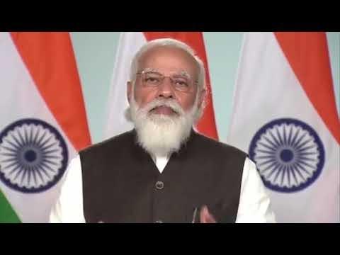 PM Modi live on Climate Ambition Summit 2020