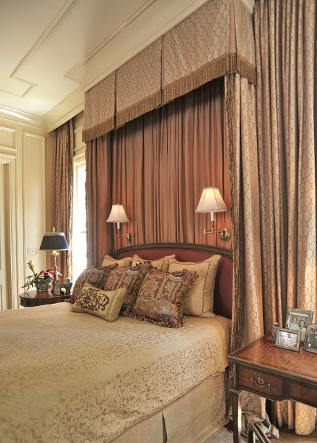Bradford Collier Interior Design Houston Yorkshire  Traditional  Bedroom  houston  by