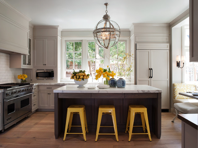 Get the beauty of a bygone era with modern kitchen fixtures ...
