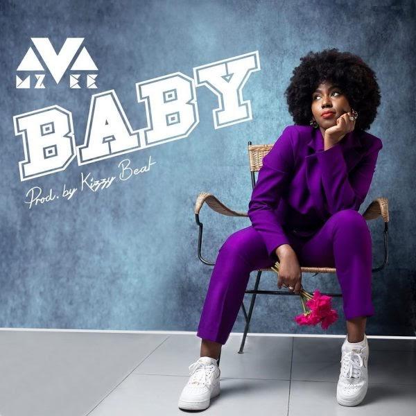 MzVee-Baby-(Prod. By Kizzy Beatz).