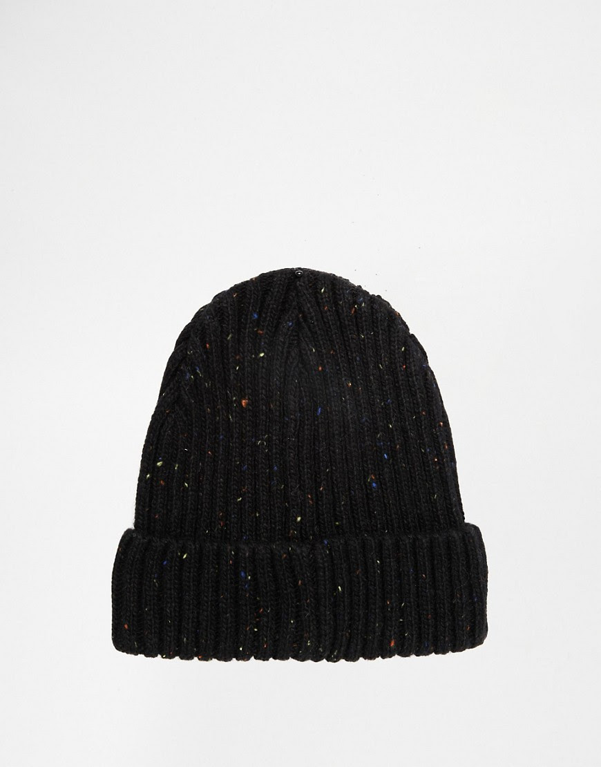 Image 3 of ASOS Neppy Rib Beanie