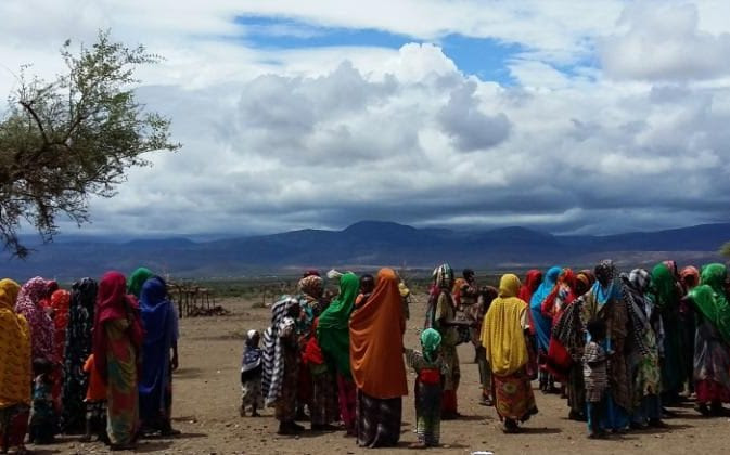 The worst drought to hit Ethiopia in 50 years has left millions of people in need of aid