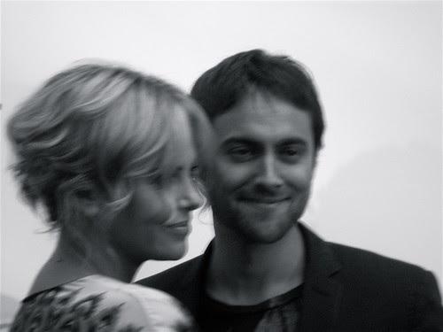 Charlize and Stuart