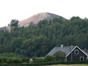 Bergbunken i Nyvång