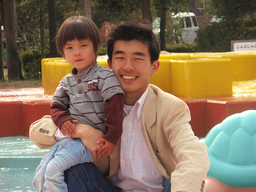 hiro and daddy