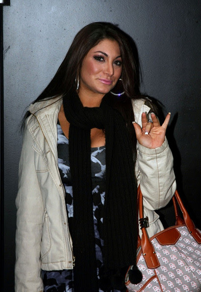 jersey shore ronnie. jersey shore ronnie and sammi