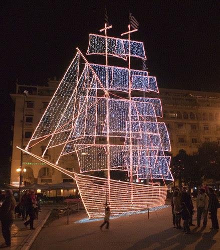 Christmas Ship, Aristotelou