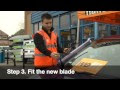 How Much Does Halfords Charge To Fit Windscreen Wipers