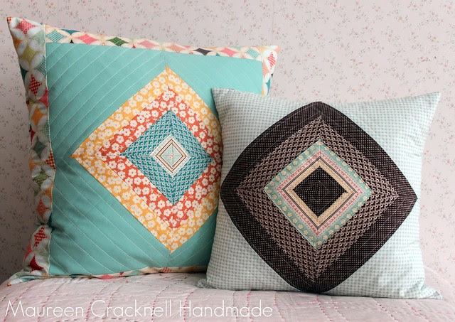 Pillow Set Tutorial for Riley Blake