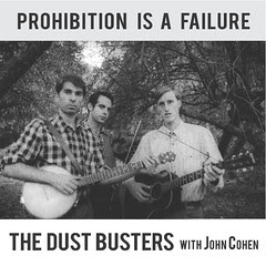 The Dust Busters album cover