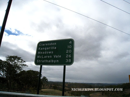 26km to mcclaren vale