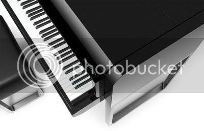 Grand Piano by Audi Design Studio 1