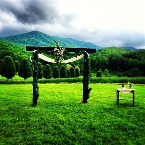 Aska Farms in Blue Ridge, #Georgia makes beautiful wedding