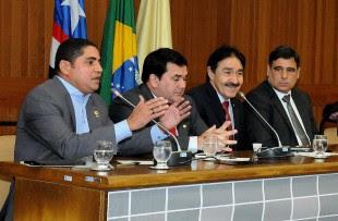 Zé Inácio defende continuidade de projeto da Refinaria Premium I.