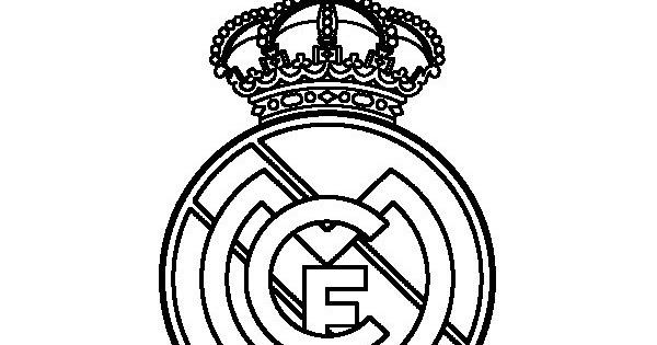 Coloriage De Foot Real Madrid.Real Madrid Coloriage Coloriage