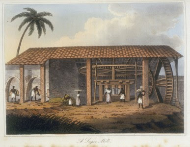 Henry Koster Sugar Mill Brazil 1816
