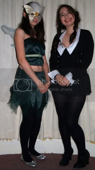 Angelica & Kayla Halloween 2010