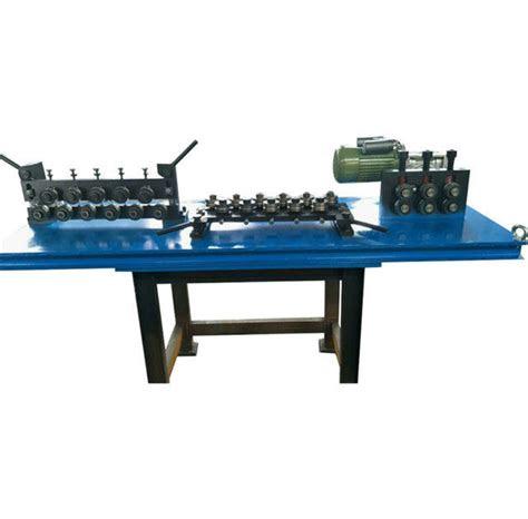 easy operation wire straightening  cutting machine plc