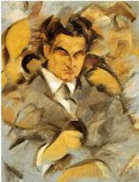 Retrato de Alberto Lasplaces, de Rafael Barradas